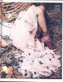 Szczupła Lily Allen