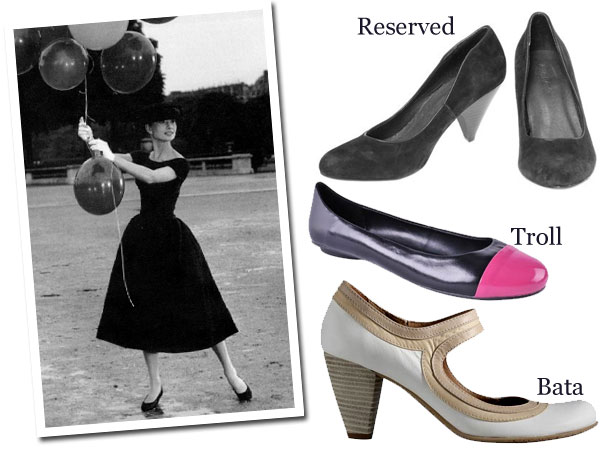 Niezbędnik stylu - Audrey Hepburn