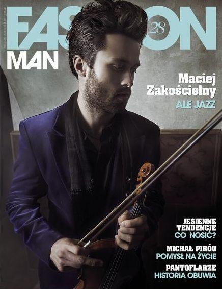 Wrażliwy Maciej Zakościelny