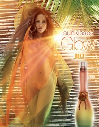 Sunkissed Glow Jennifer Lopez