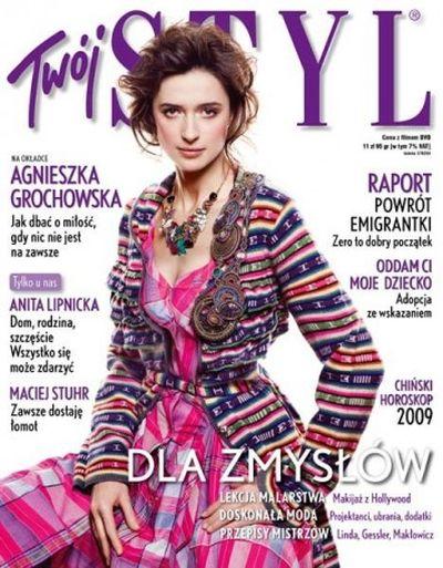 Agnieszka Grochowska w stylu Etno
