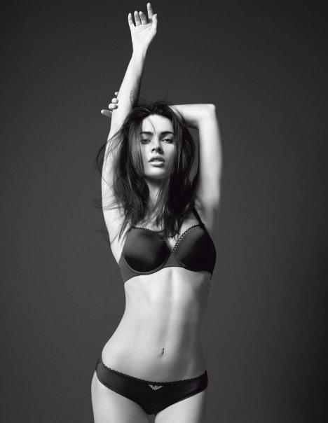 Megan Fox dla Emporio Armani