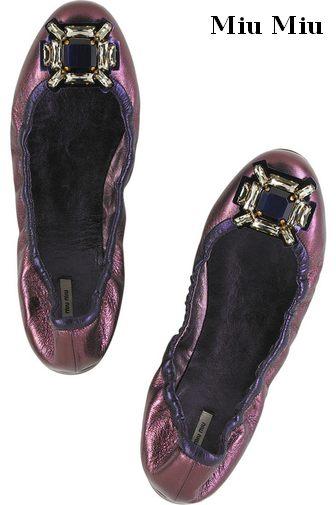Wzorzyste buty na jesień