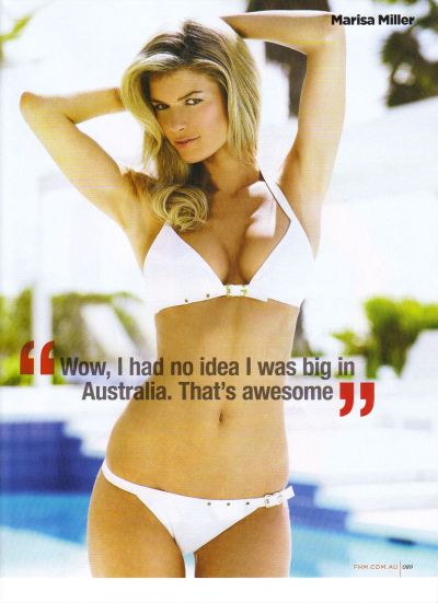 Marisa Miller w bikini