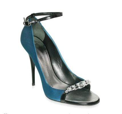 Beyonce sandały Giuseppe Zanotti