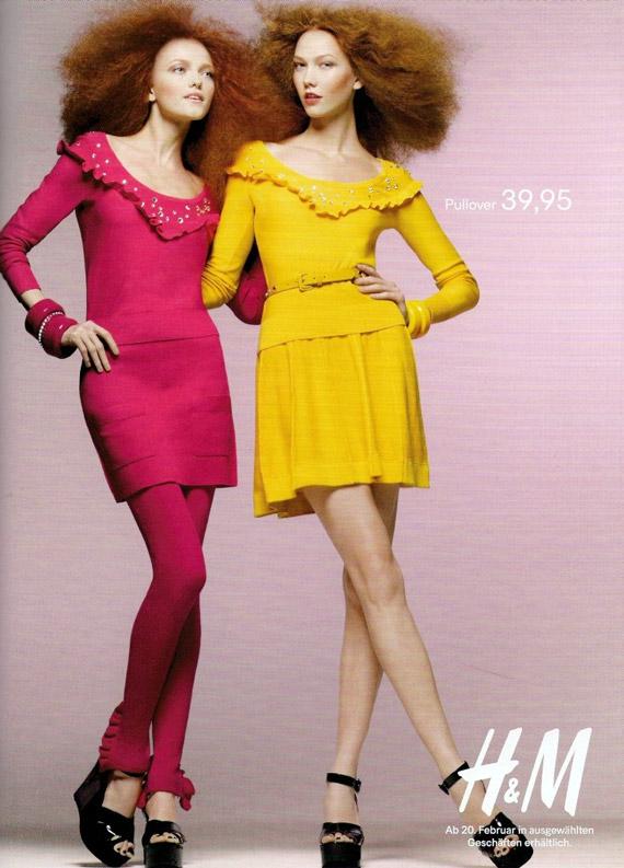 Sonia Rykiel dla H&M