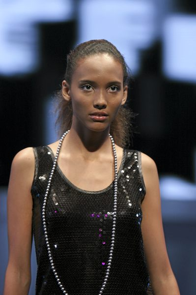 Światowy finał Elite Model Look 2008