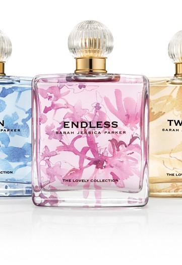 Kolekcja perfum Lovely Sarah Jessiki Parker