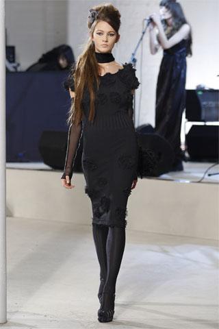 Jesienny Chanel