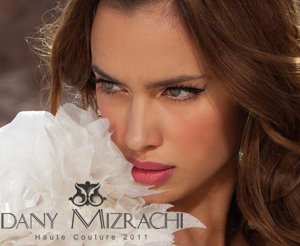 Irina Shayk dla Dany Mizrachi