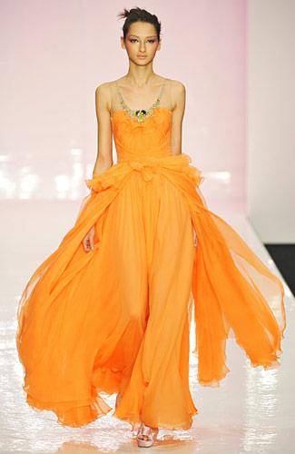 Ewa Longoria jak pomarańcza