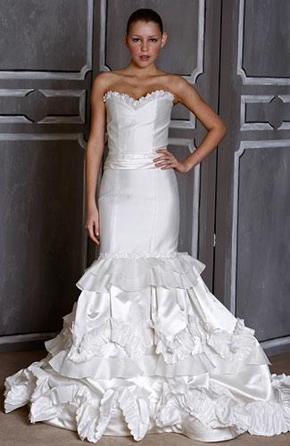 Carolina Herrera - ślub na wiosnę