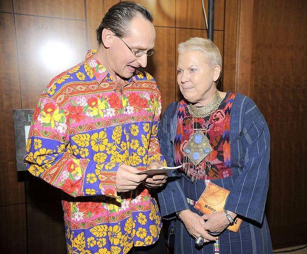 Elżbieta Dzikowska – to się nazywa etno