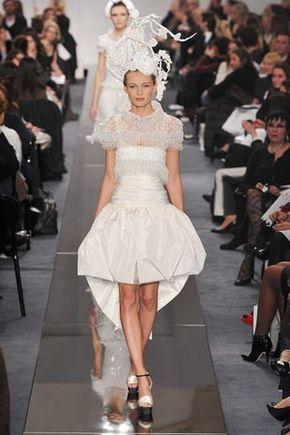 Chanel stawia na biel
