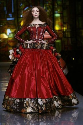 Christian Dior – Houte Couture 2009