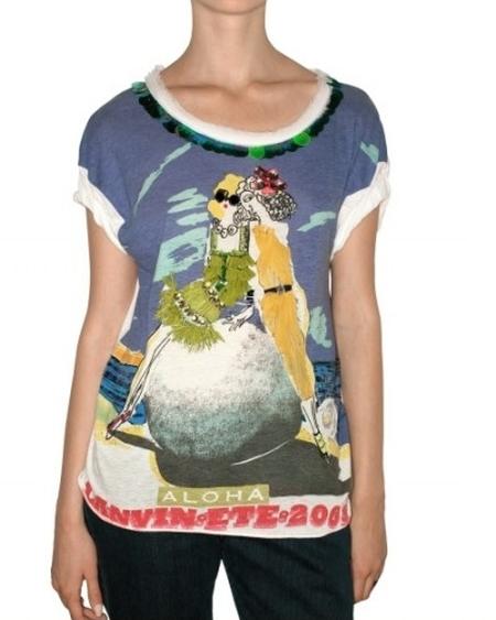 Koszulki Lanvin