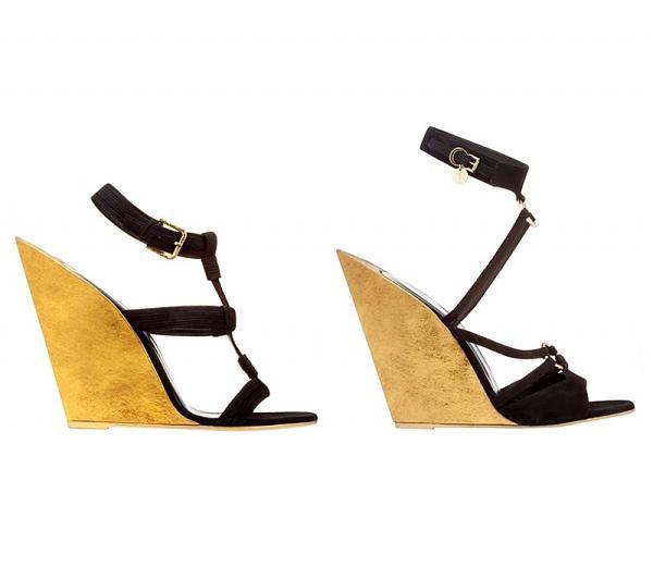 YSL S/S 2011 - kolekcja butów