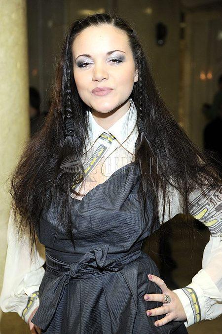 Dominika Gawęda straszy fryzurą