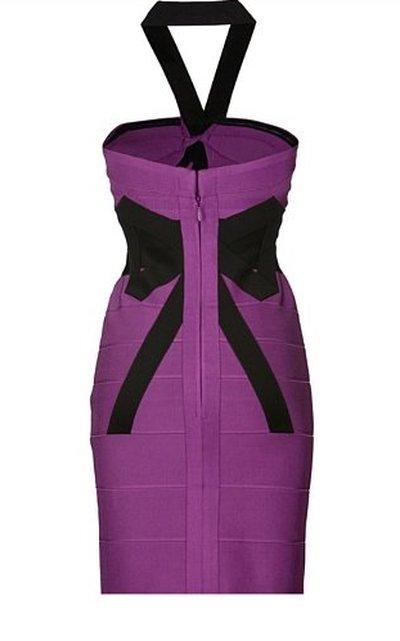 Bandażowa sukienka od Hervé Léger