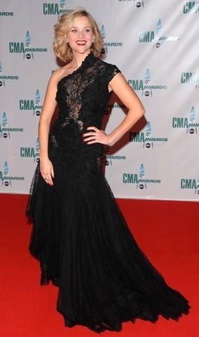 Reese Witherspoon w boskiej sukni Marchesa