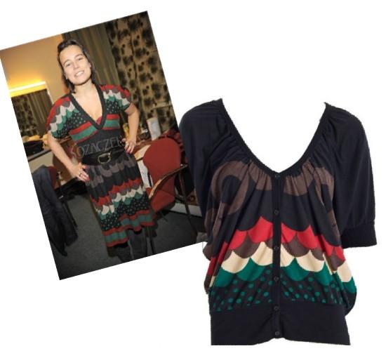 Bluzka Miso - w stylu Anny Muchy