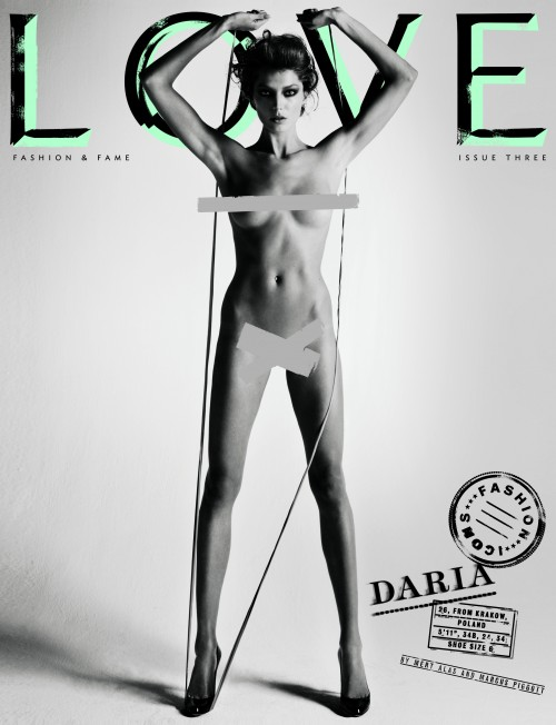 Okładki Love Magazine