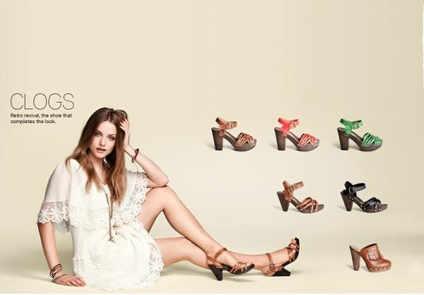 H&M - Buty S/S 2011