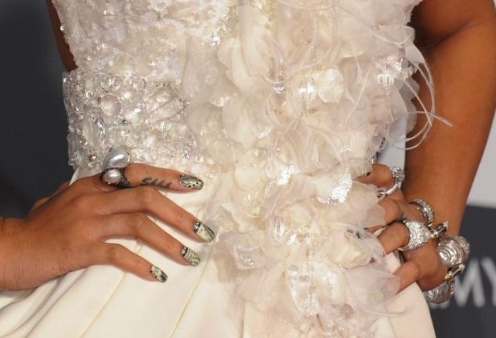 Manicure Rihanny
