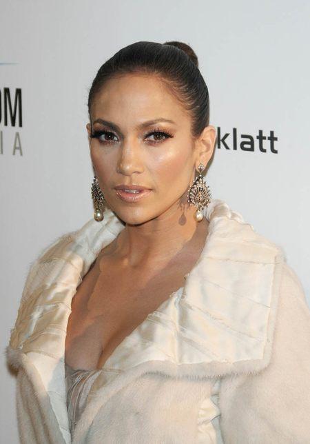Jej fryzury: Jennifer Lopez