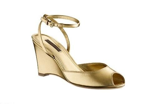 Sandały Louis Vuitton
