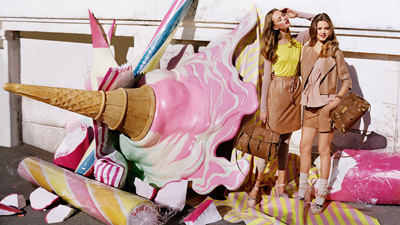 Bajkowa kampania marki Mulberry (FOTO)