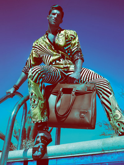 Gisele Bundchen dla Versace! (FOTO)