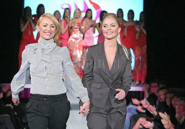 Pokaz mody Ewy Szabatin i Eli Dąbrowskiej