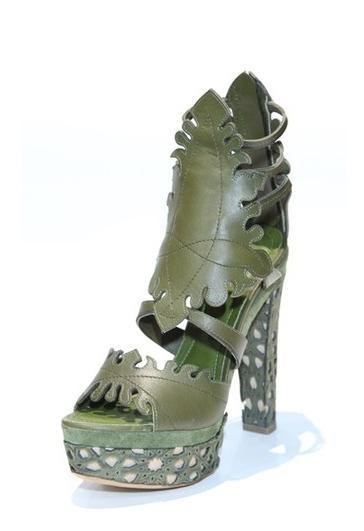 Donna Karan - buty S/S 2011