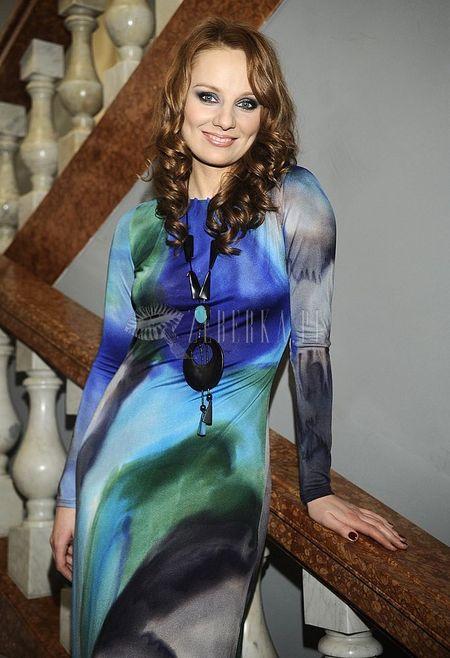 Ewelina Flina - miedź, błękit i zieleń