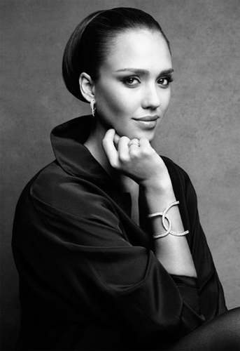 Jessica Alba dla Piaget