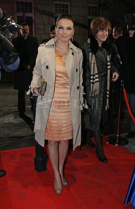 Katarzyna Glinka w złocie
