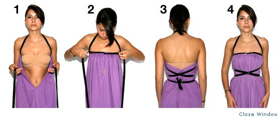 Multi-sukienka