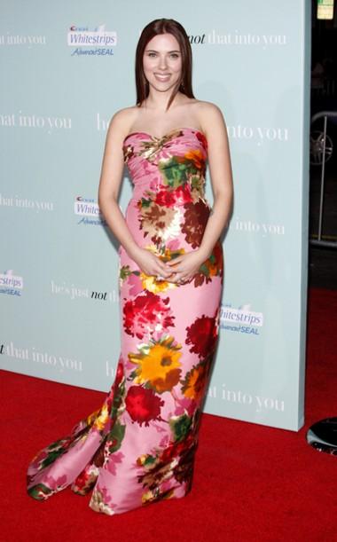 Scarlett Johansson w nowym stylu