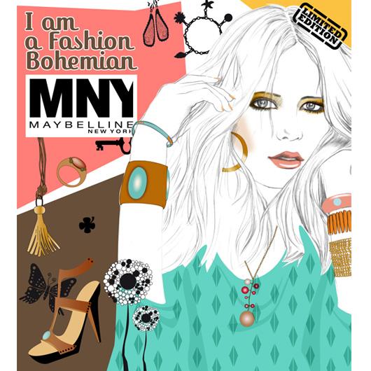 MNY I Am A Fashion Bohemian
