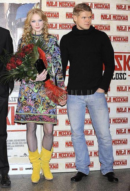Svetlana Khodchenkova bardzo po rosyjsku