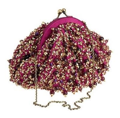 Bogato zdobione torebki