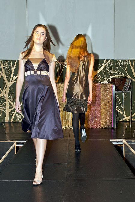 Pokaz kolekcji Bialcon i obuwia Brenda Zaro