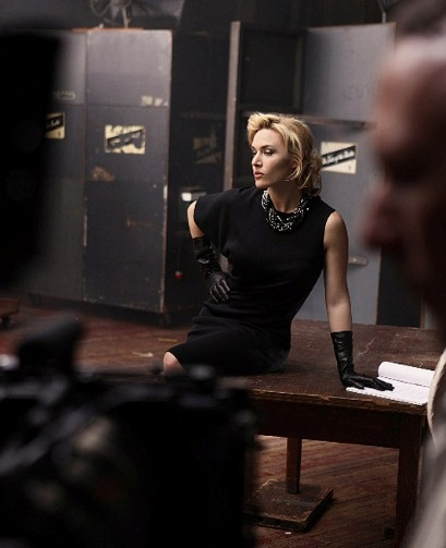 Kate Winslet dla St John