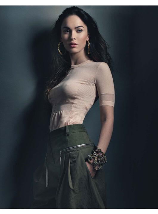 Megan Fox dla W Magazine