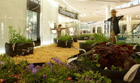 Londyński sklep Louisa Vuitton
