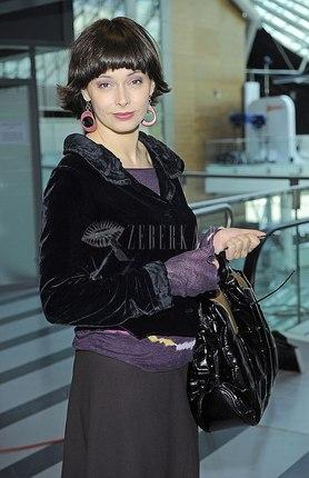 Nowa fryzura Renaty Dancewicz
