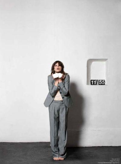Milla Jovovich dla magazynu Vs