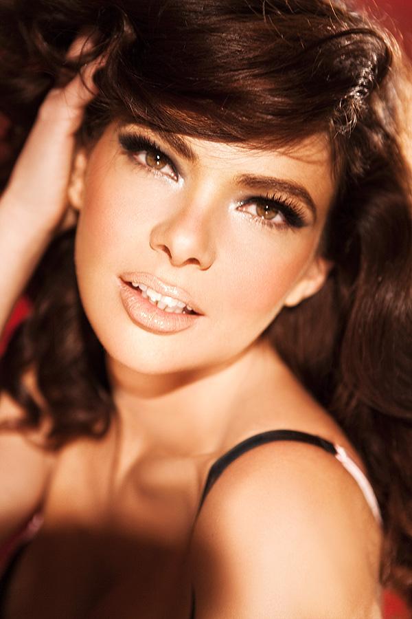 Micaela Santos jako Sophia Loren