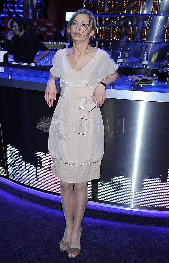 Magda Schejbal potrafi być kobieca
